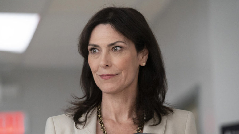 Michelle Forbes as Dr. Veronica Fuentes