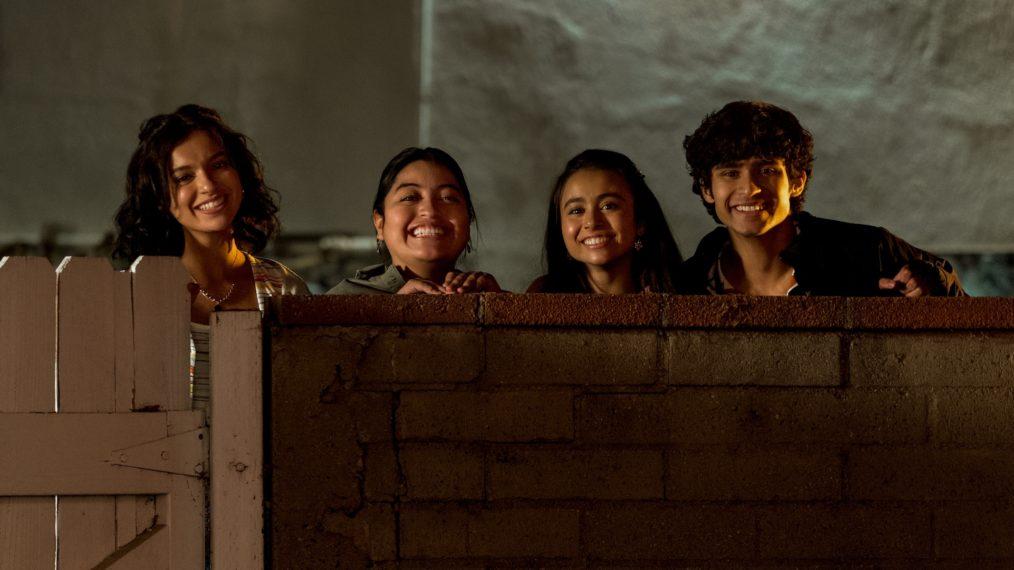 'On My Block' Spinoff Series, 'Freeridge,' Bryana Salaz, Keyla Monterroso Mejia, Ciara Riley Wilson, Shiv Pai