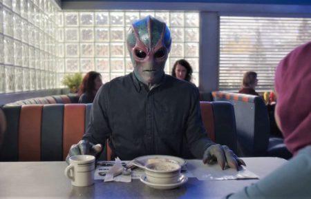 Resident Alien Season 2 Alan Tudyk