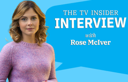 Rose McIver on Ghosts