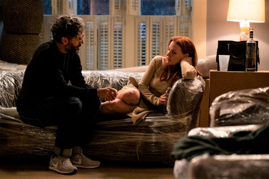 Scenes from a Marriage Jessica Chastain Oscar Isaac Episode 4