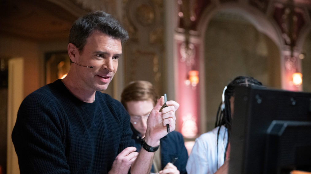 Scott Foley as Nick in The Big Leap