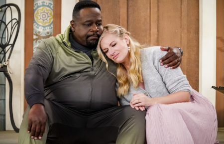 The Neighborhood Cedric the Entertainer and Beth Behrs