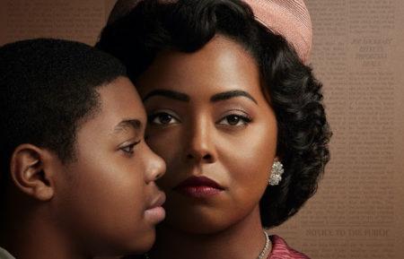 'Women of the Movement,' ABC Limited Series, Adrienne Warren as Mamie Till-Mobley, Cedric Joe as Emmett Till