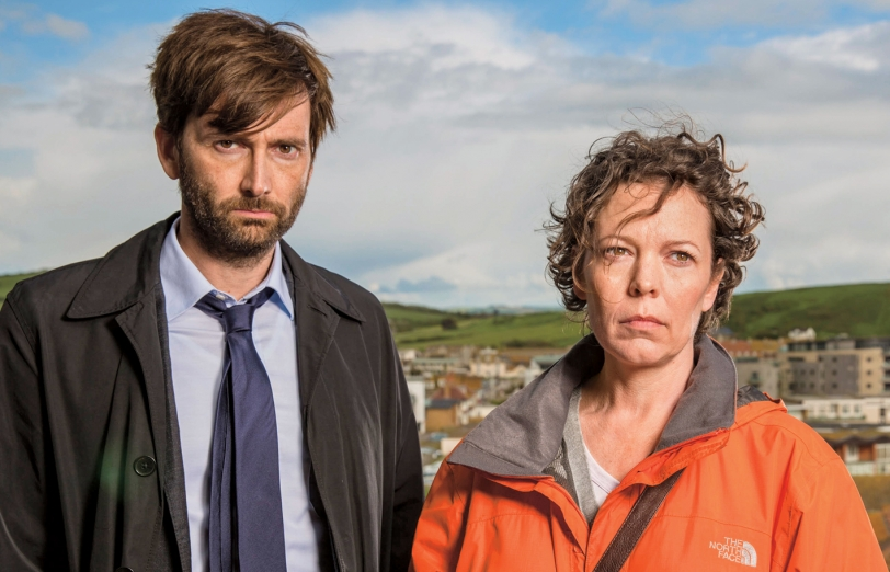 David Tennant Gets Another Go on Broadchurch