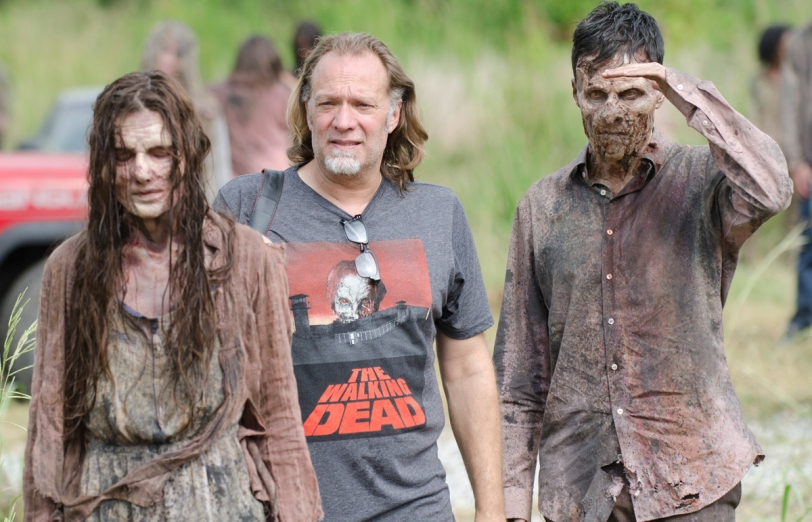 greg nicotero wife