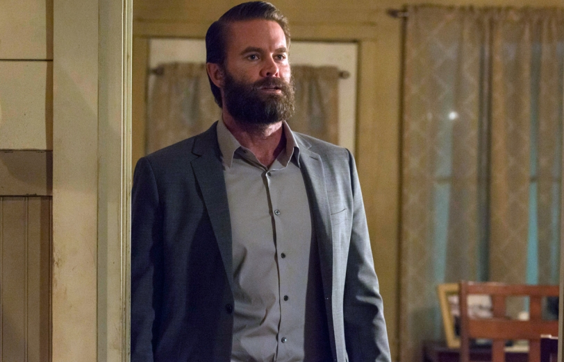 A Strange 21 Minutes with Justified's Garret Dillahunt