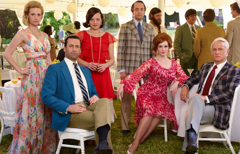 Mad Men Season 7 cast