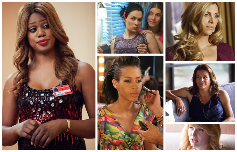 TV Transgender Characters