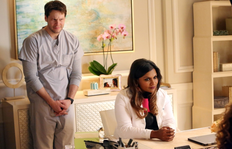 The Mindy Project Episode 18